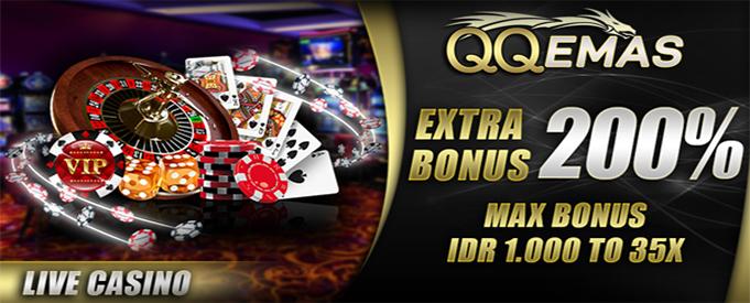 Bonus Live Casino Online
