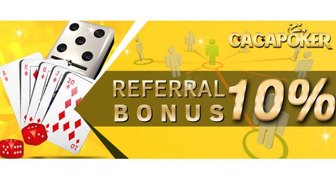 bonus keuntungan poker online