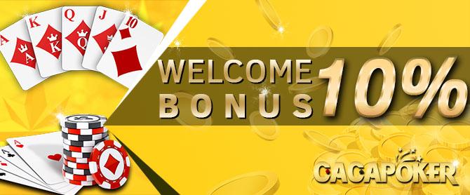 Bonus Poker Online Terbesar