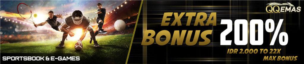 bonus ekstra casino online terbaik